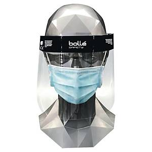 Ecran facial Bollé DFS2 - PET/PC - transparent