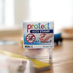 Sello Colop para niños protector con microban - 190 x 120 mm