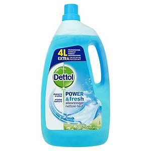 Nettoyant universel Dettol coton frais, 4 litres
