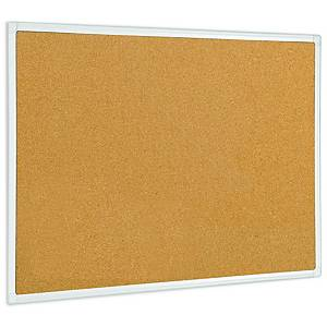 BI-OFFICE CORK BRD ANTIMIC PROT 60X45CM