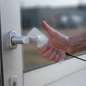 Crochet ouverture de porte sans les mains Jalema - lot de 4