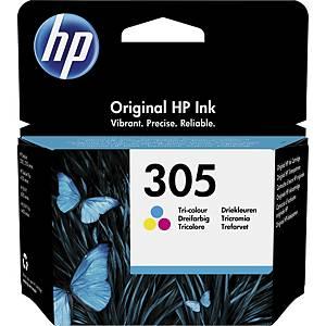 HP 305 (3YM60AE) Tintenpatrone, 3-farbig C/M/Gelb