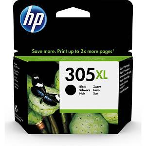 HP 305XL High Yield Black Original Ink Cartridge