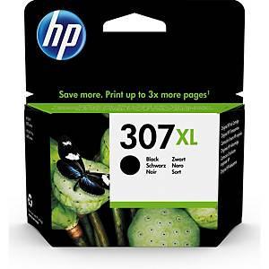 HP 307XL Extra High Yield Black Original Ink Cartridge