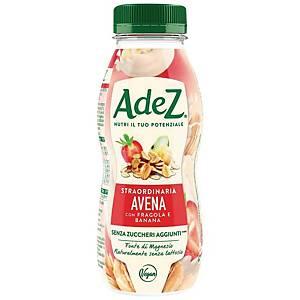 Bevanda di avena Adez con fragola e banana - 25 cl