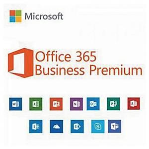 Logiciel Microsoft 365 Business Premium - 1 utilisateur - 1 an