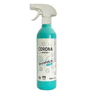Corona Antivir na dezinfekci rukou, 500 ml