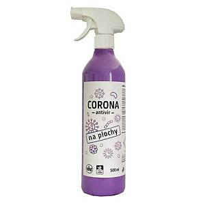 Corona Antivir, dezinfekce na povrchy, 500 ml