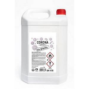 Corona Antivir, denzinfekce na povrchy, 5 l