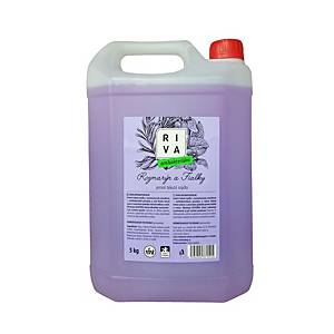 RIVA ANTIBACTERIAL LIQUID SOAP 5KG