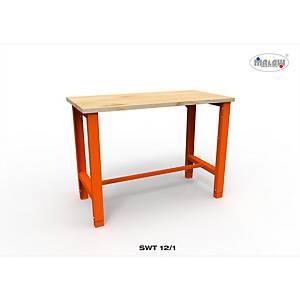 Profesionálny dielenský stôl Malow SWT 12/1