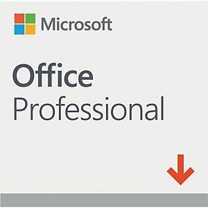 Pakiet biurowy Microsoft Office Professional 2019*