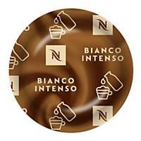 Nespresso Bianco Intenso - Box of 50 Coffee Capsules