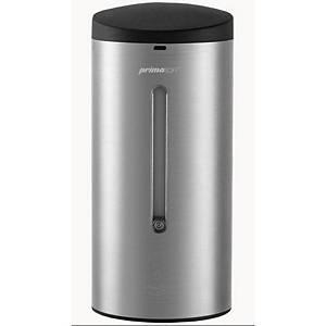 Automatický dávkovač Primasoft, na dolévání mýdla/gelu/dezinfekce nerez, 700 ml