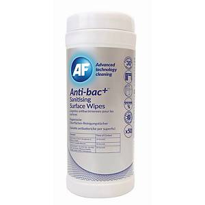PK50 AF ANTIBAC SANITIZING SURFACE WIPES