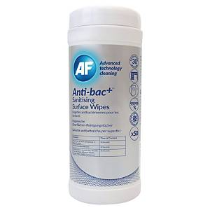 AF Anti-bac+  desinfioiva puhdistusliina, 1kpl= 50 liinaa