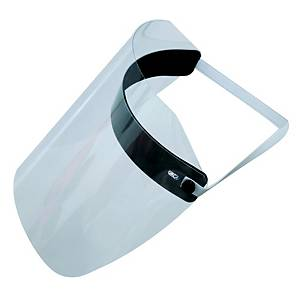 ORCA FACE SHIELD CLEAR PACK OF 10