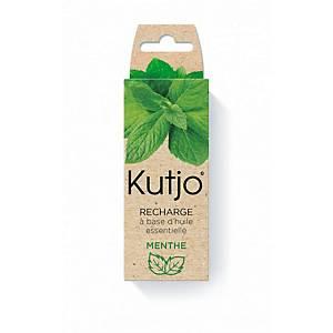 Nachfüllung für Kutjo antibakterielles Designspray 15 ml, Pfefferminze