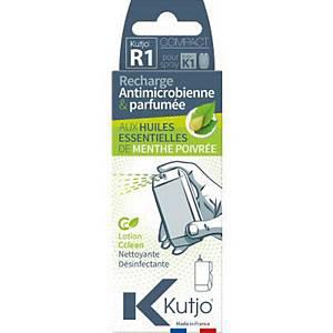 Recharge spray Kutjo, menthe poivre, 15 ml