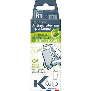 Kutjo refill spray peppermint 15ml