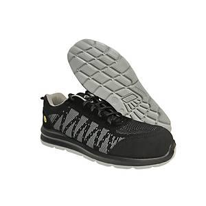 Zapato de Seguridad Tomás Bodero Bee Work Indra S3 - gris - talla 42