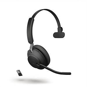 Headset Jabra Evolve2 65 MS, mono, USB-A