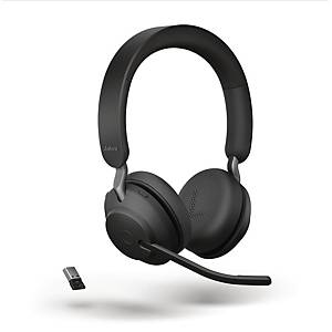 Headset Jabra Evolve2 65 MS, stereo, USB-A