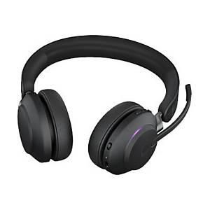 Fone de ouvido Bluetooth Evolve2 65MS - Jabra - preto