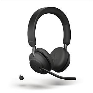 Headset Jabra Evolve2 65 MS, stereo, USB-C