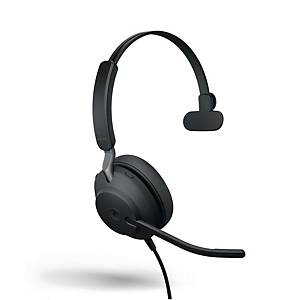 Headset Jabra Evolve2 UC 40, mono, USB-A