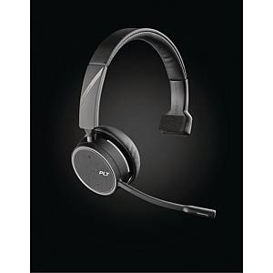 Headset Plantronics Poly Voyager 4210 UC, USB-A