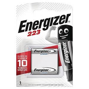 Batteri Energizer Lithium CRP2 223, 6V