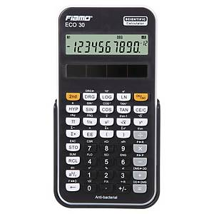 FIAMO ECO 30 ANTI-BAC CALCULATOR  BLK