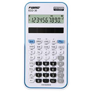 FIAMO ECO 30 ANTI-BAC CALCULATOR BLUE