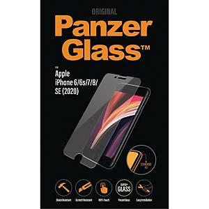 Beskyttelsesglas PanzerGlass Apple iPhone SE (2020)/6/7/8, klar