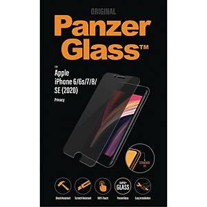 Beskyttelsesglas PanzerGlass Privacy Apple iPhone SE (2020)/6/7/8