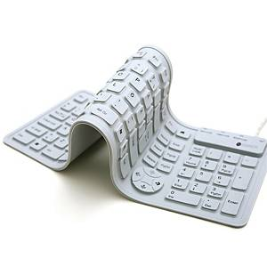 Tastatur Flexfold, nordisk