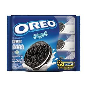 Oreo Chocolate Cookie Vanilla Tray Pack 256.5g