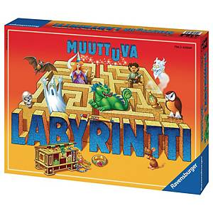 Muuttuva Labyrintti -peli