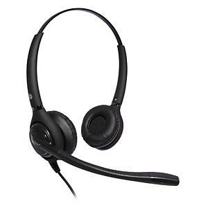 JPL 502S USB Headset Stereo Black