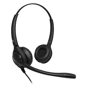 JPL 502S USB Headset Stereo Black