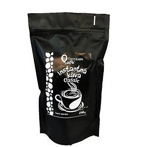 Farmilion Coffee Classic löslicher Kaffe, 200g