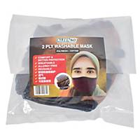 PK5 KLEENSO WASHABLE MASK 2PLY
