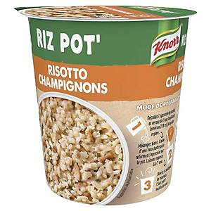 Repas express Knorr Riz Pot  - Risotto champignons - 75 g