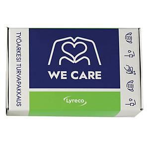 We Care -pakkaus