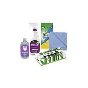 Back To Work Desk Hygiene Kit