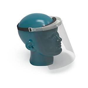 Gesichtsschutzschild Renz Premium Quality zertifiziert nach EN166:2001
