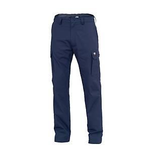 Pantaloni Siggi Amsterdam Ripstop Warm blu navy tg L