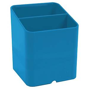 Exacompta Cleansafe Pen Pot Blue