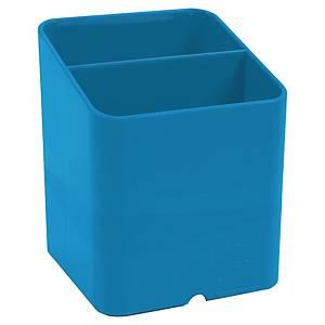 Portapenne Exacompta Cleansafe polipropilene antimicrobico blu